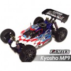CARROCERIA FIGHTER KYOSHO MP9