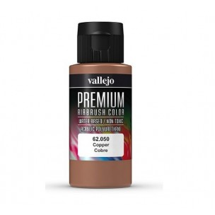VALLEJO PREMIUM RC COLOR COBRE