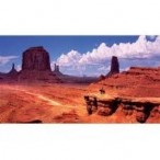 Puzzles Educa - Panorama Monument Valley