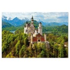 15162 Puzzle Neuschwanstein 1500 piezas