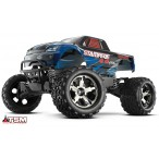Traxxas Stampede 4x4 VXL TQi TSM (no battery/charger), Blue
