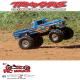 Traxxas Big Foot No. 1 The Original Monster Truck , XL-5 TQ (incl bat/chg) BLUEX