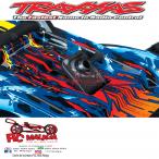 Traxxas Rustler 4X4 VXL TQi TSM (no battery/charger), Red