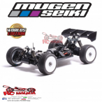 COCHE 1/8 OFF ROAD MBX8 WORLD EDITION ECO MUGEN