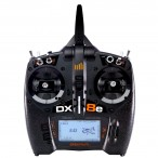 DX8e Transmisor DSMX de 8 canales solamente