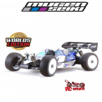 COCHE 1/8 OFF ROAD MBX8 WORLD EDITION MUGEN