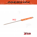 Llave Allen cabeza bola con mango (Merlin Tools) nº2
