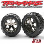 """Neumáticos y ruedas, ensamblados, pegados (2.8 """")"""