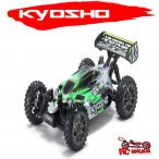 KYOSHO INFERNO NEO 3.0VE 1:8 RC BRUSHLESS EP READYSET - T1 VERDE