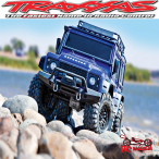 Traxxas Land Rover Defender Blue Edition