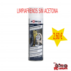 LIMPIAFRENOS FORCH ECO R511