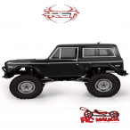 COCHE CRAWLER ROCK CRUISER RC4 1/10 RGT136100-BK 4X4 WATERPROOF NEGRO RTR