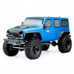 OCHE CRAWLER ROCK CRUISER 1/10 RGT86100-B WATERPROOF 4X4 AZUL RTR
