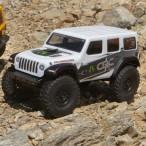 AXIAL SCX24 Jeep Wrangler 1/24 JLU CRC 4WD RTR