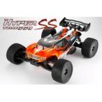 Hobao Hyper SST 1/8 Nitro Truggy RTR, 6 puertos 28 Motor, 2.4GHz Radi