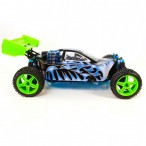 HSP WARHEAD (ATOMIC) HSP BUGGY 1/10 4WD (2,4GHZ) BLANCO Y NEGRO