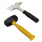 Axe & Hammer Black (No pintado)